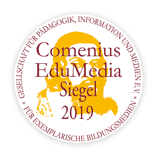 eTrainer Comenius Edu Media Siegel 2019